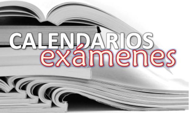 CALENDARIO EXÁMENES SETEMBRO