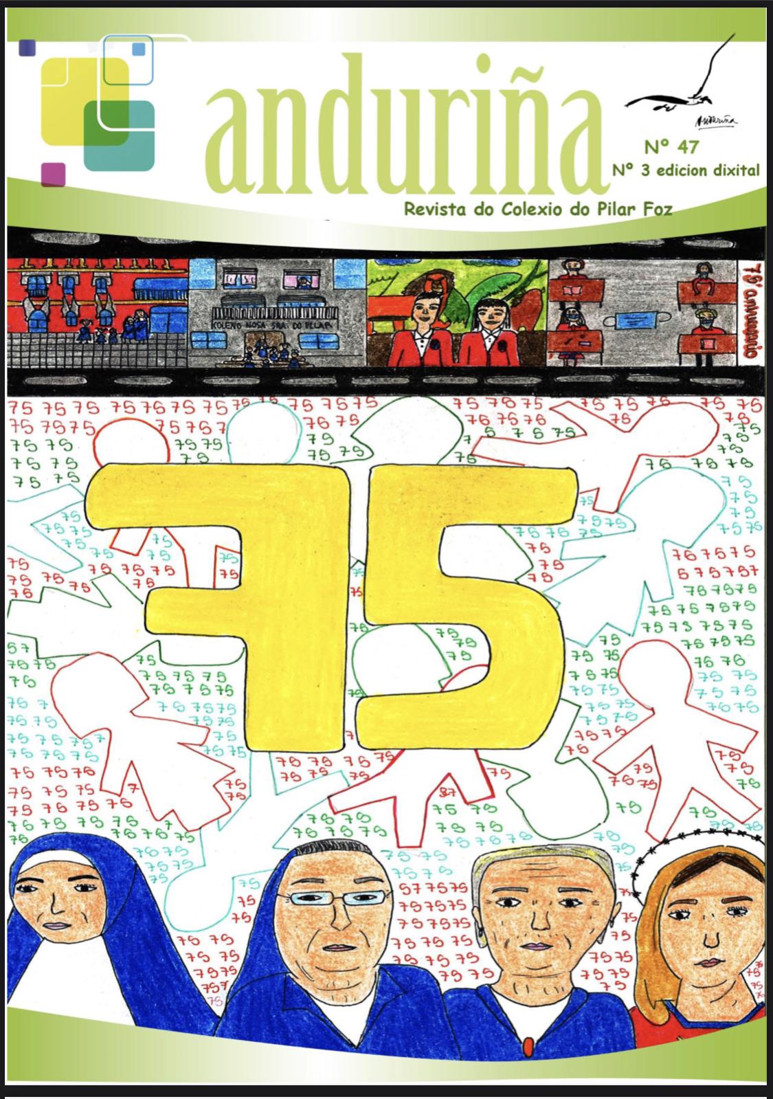 REVISTA ANDURIÑA 75 ANIVERSARIO