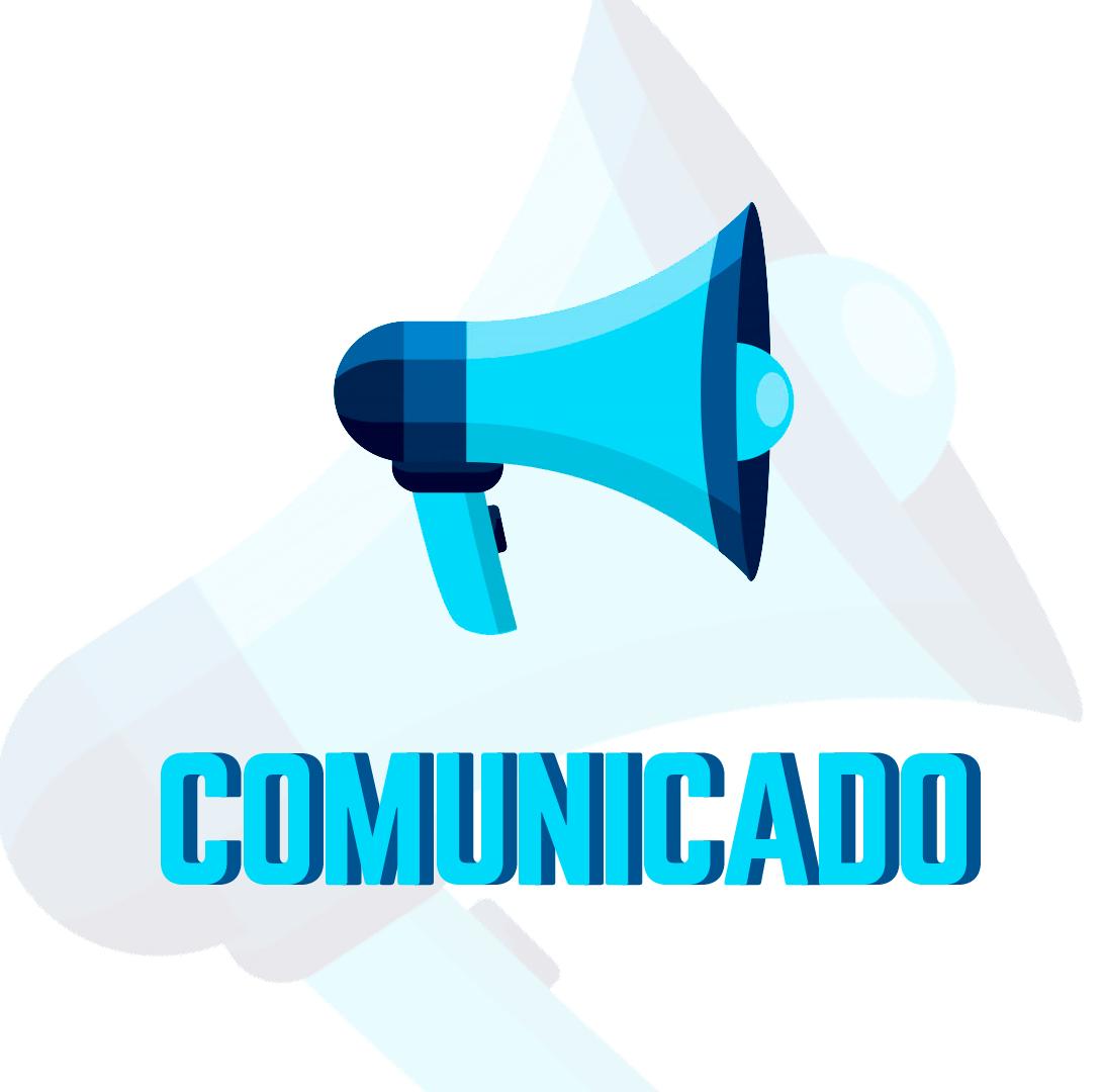 COMUNICADO OUTUBRO